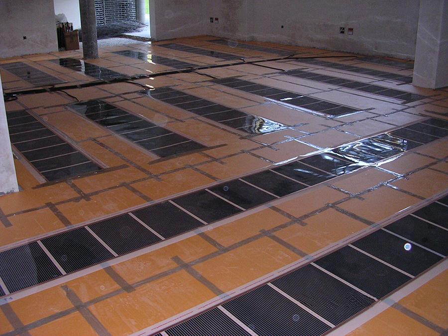 Suelo radiante electrico sistema de aire acondicionado - Suelo radiante precios ...