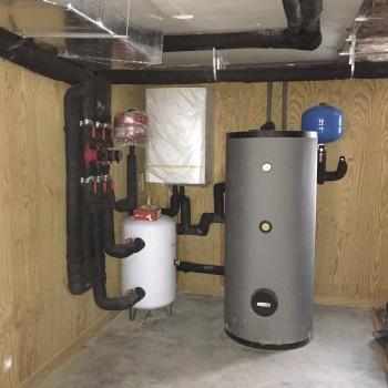 Instalación en Villa Unifamiliar mediante fuente de energía renovable