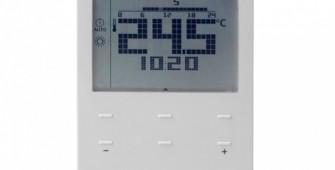 Termostato programable semanal Siemen RDE100.1